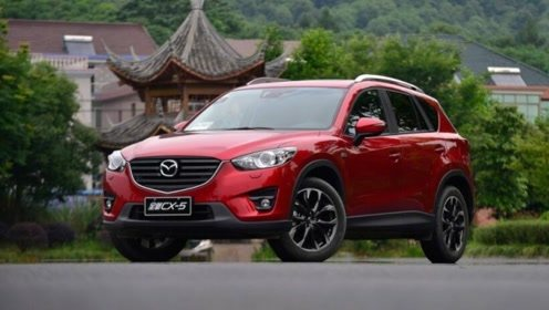 2019款马自达CX5颜值性能全面升级,降至14.48万,值得购买吗?