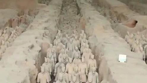 兵马俑中间的土墙,至今都没有人敢挖,里面到底有什么?