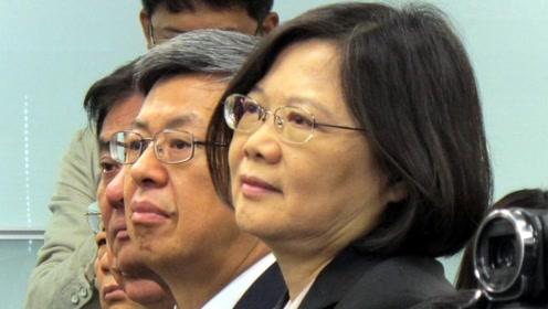 """国民党大佬张善政直言:若蔡英文连任,台湾""""搞不好就没气了"""""""
