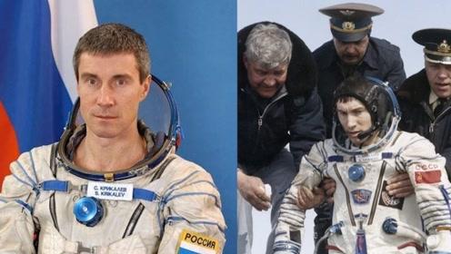 世界上最倒霉的宇航员,被遗弃在太空311天,回来发现国家没了