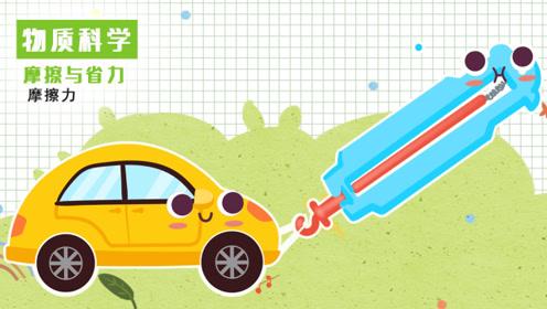 科学小实验丨了解摩擦与省力的关系