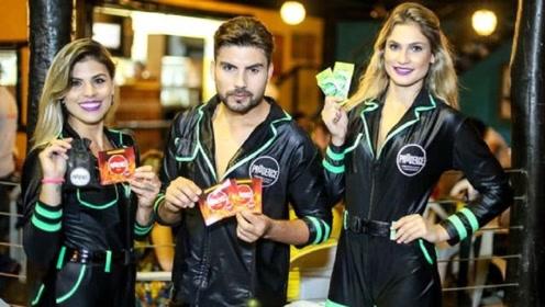 为什么国际大型运动会上,要给运动员发避孕套?看完尴尬不已