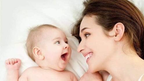 """新生儿体重越接近这个""""数"""",说明智力发育越好,差不多的偷笑吧"""