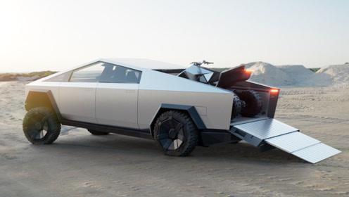 特斯拉皮卡的钢板可防弹,增压版将作为登陆火星用车