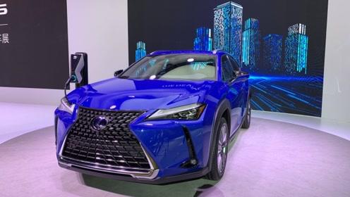 雷克萨斯也出纯电SUV了!综合续航400公里明年就能买
