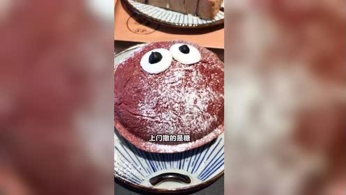 嗨吃合肥:烤过的棉花糖淋上巧克力和炼乳真的超级甜