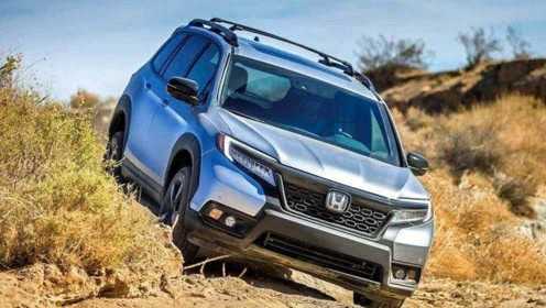 本田越野SUV回归,配3.5L+V6,起售价22万,消费者等了16年