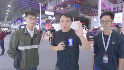 10个点带你看完广州车展