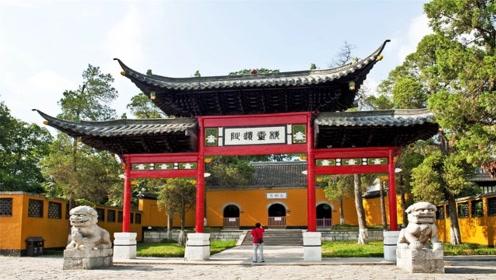 江苏历史最悠久的寺庙,建于1500多年前,你知道是哪吗?
