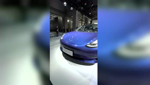 嗨EV——带你一分钟了解国产特斯拉Model3