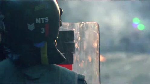 微视频|听,香港警队喊出这个新口号