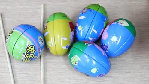 """筷子上挂几个""""蛋壳"""",这个废物利用不错,简单也有意思"""
