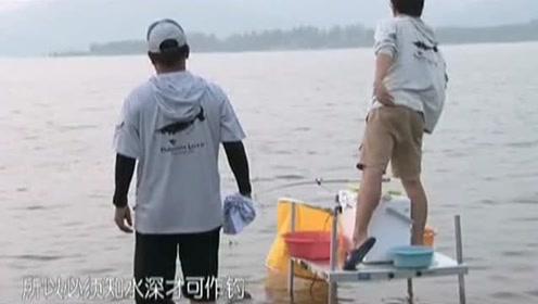 通过前期的观察了解,钓友们选好钓位开始作钓