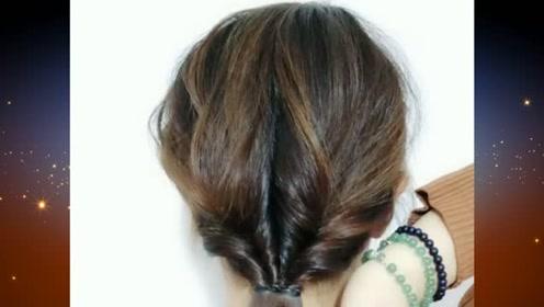 在这个季节里,精致的女生都很喜欢的扎发发型,简单又时尚好看