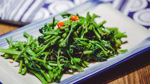 1种野菜营养丰富,可瘦身减脂缓解胃气虚弱