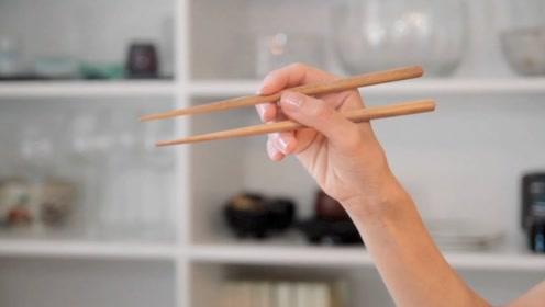 筷子最难夹的菜,国人都很容易失败,外国人基本上不可能成功