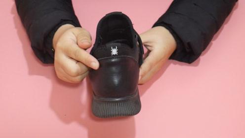 """天天穿鞋都不知道,原来鞋子上居然藏着几个""""小秘密"""",太实用了"""