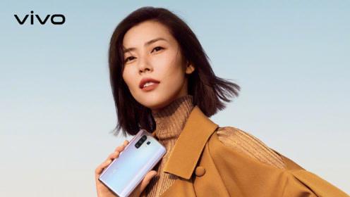 vivo官宣大表姐刘雯将出任X30系列代言人,气场超足!
