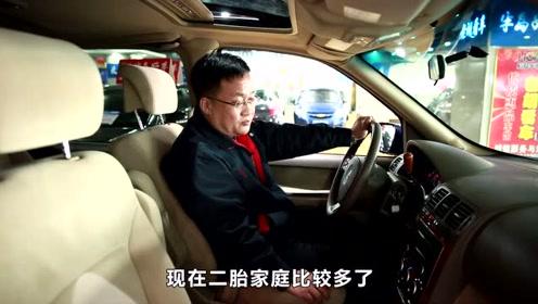 老司机评测别克gl8,空间大动力足,二孩家庭必备车辆