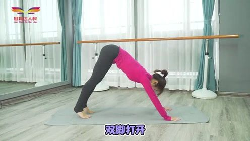 女性练习瑜伽气质会改变许多,看看迪丽热巴就知道了