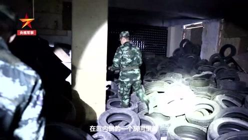"""粤港一线""""地道战"""" 深圳破获千万走私案"""