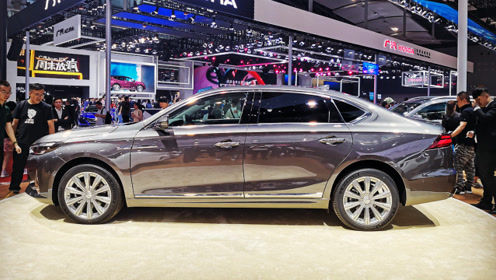 国产新贵!全新B+级车登场,颜值全面进化,豪华不输奔驰!