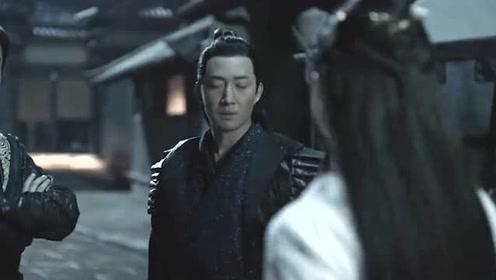 庆余年:范若若看到穿黑衣的范闲,她瞬间就成了小迷妹