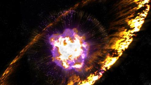 黑洞不是宇宙最危险的,磁星爆炸粉碎周围行星,还是地球安全!