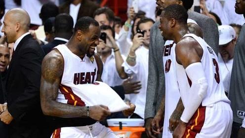 耍帅一定要到位!NBA球星花式击掌动作大合集