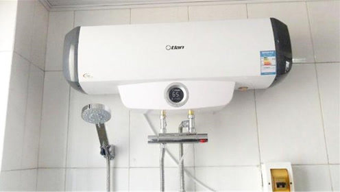 冬天水龙头半天没热水,不用愁!家里热水器这样设置,省水又实用
