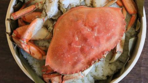 螃蟹怎么做才好吃?清蒸螃蟹有窍门,做出来肉质鲜嫩没腥味