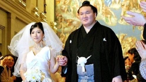 为什么日本女人争着嫁给相扑选手?除了有钱,还有一个重要原因