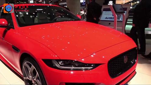 造型更为犀利,2020捷豹XE R实拍,预计年底上市