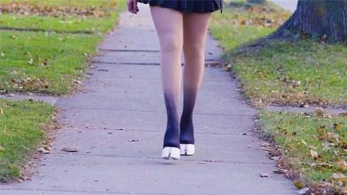 日本推出马蹄高跟鞋,没想到却受女性喜爱!网友:女人心难懂?