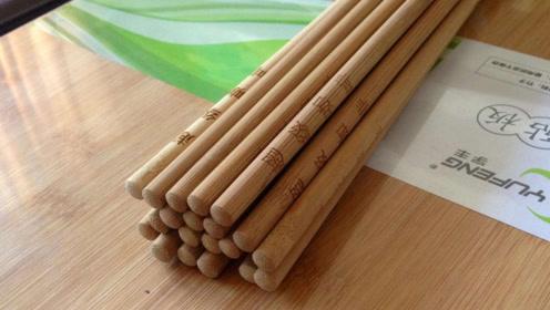 只用清水洗筷子等于白洗,教你洗筷子的妙招,洗完比新筷子还干净