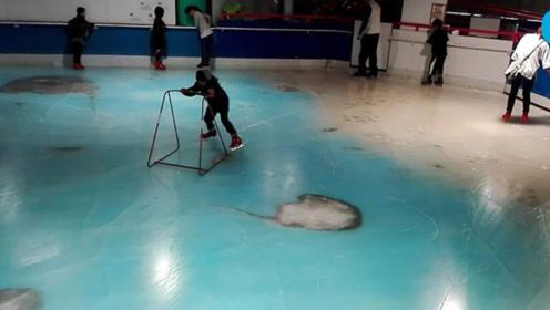 """日本""""最残忍""""的溜冰场,为了吸引顾客,把5000条鱼冻在冰下!"""