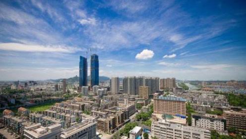 安徽境内前途辉煌的城市,成功挤入三线城市,是你家乡吗?