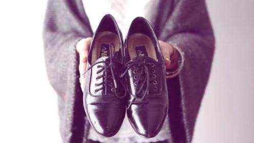 去年的旧鞋子别扔掉,简单改一改,成品花钱也买不到