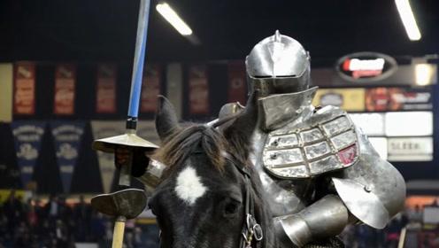 绝对刺激!感受骑兵的恐怖冲击力!