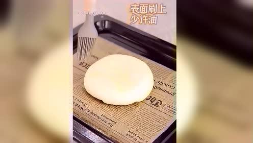 火爆全网的芝士榴莲饼你还没吃过吗?必须要吃