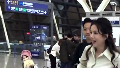 粉丝偶遇明星李若彤,她的颜值依然不减当年,就像是永远不会老一样!