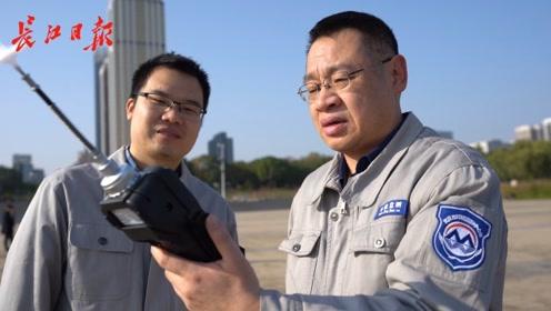 测水、测气、查排污,他们365天都在为武汉环境变好默默奉献着
