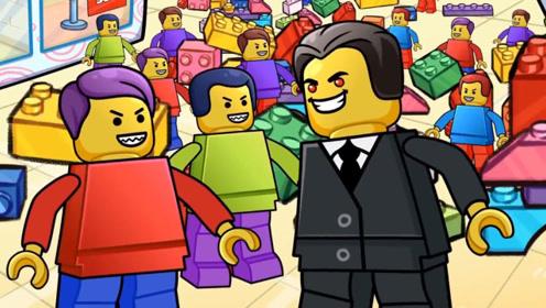 男孩随手把玩具丢弃,谁知玩具有了生命,召唤同伴企图毁灭城市!
