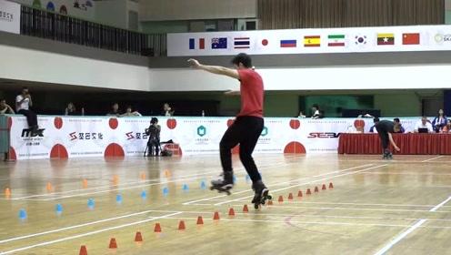 2019SSO上海国际公开赛 成男花式对抗决赛