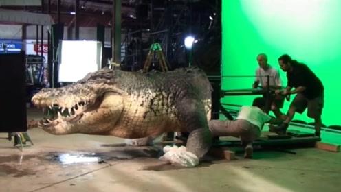 难以置信的大型机械鳄鱼,这也太逼真了!