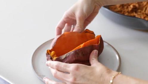 红薯和2样食物一起吃,养生滋补效果不错!