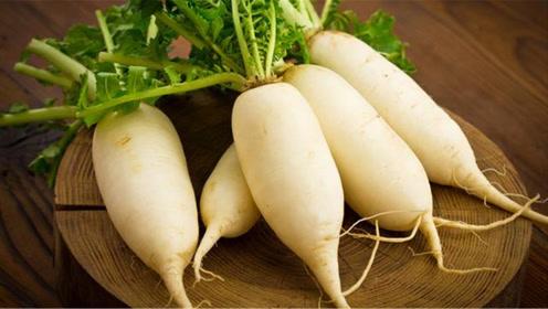 老菜农偷偷告诉我,遇到这4种萝卜千万不要买,家里有也不要吃