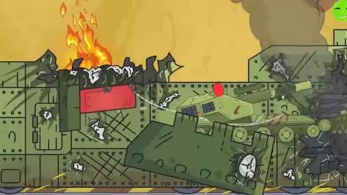 坦克世界:我都被打成这样了!还拦我!
