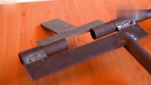 这是怎么想到的,制造的这个工具太实用了!