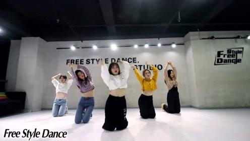 自由式流行舞基地Rumor舞蹈/奶酪老师/磨子桥韩舞课程